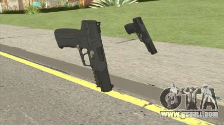 FN Five-Seven HQ for GTA San Andreas
