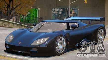 Koenigsegg CCGT for GTA 4