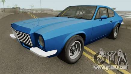 Puma GTB for GTA San Andreas