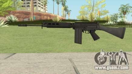 FN-FAL L1A1 (Insurgency) for GTA San Andreas