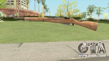 Mosint-Nagant M44 for GTA San Andreas