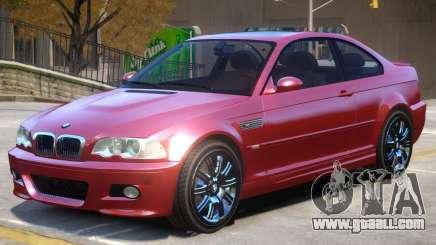BMW M3 E46 Stock for GTA 4
