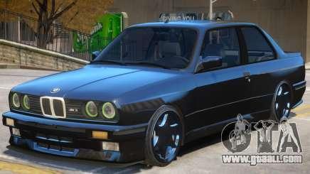 BMW M3 E30 V1.1 for GTA 4