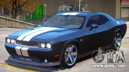 Dodge SRT8 V1.1 for GTA 4