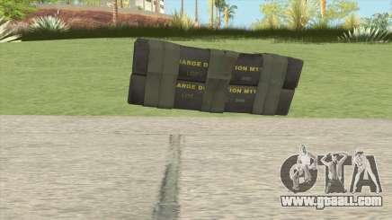 C4 (Insurgency) for GTA San Andreas