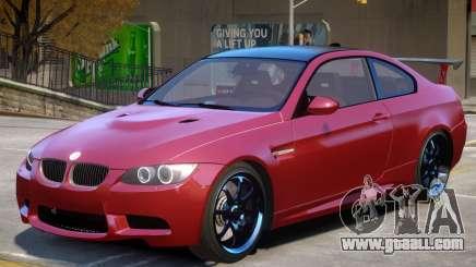 BMW M3 V1.1 for GTA 4