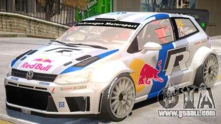 Volkswagen Polo Custom for GTA 4