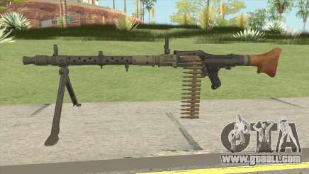 MG-34S Universal Machine Gun for GTA San Andreas