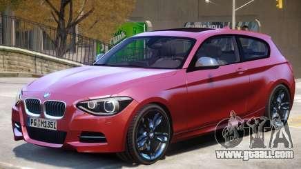 BMW M135i V1 for GTA 4