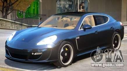 Porsche Panamera V1 for GTA 4