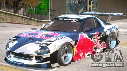 Mazda RX-7 V1.2 PJ1 for GTA 4
