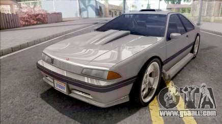 GTA IV Fortune Custom v2 for GTA San Andreas