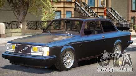 1974 Volvo 242 for GTA 4
