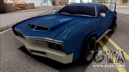 FlatOut Scorpion Custom for GTA San Andreas