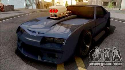 FlatOut Daytana Custom for GTA San Andreas