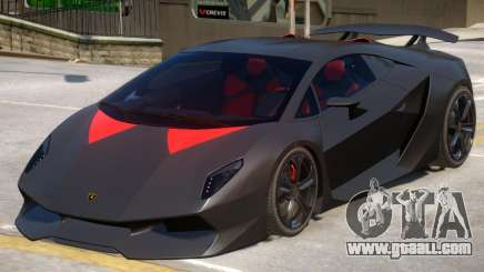 Lamborghini Sesto V1.1 for GTA 4