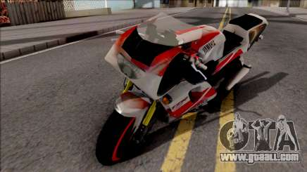 Yamaha TZR250 3XV SP for GTA San Andreas