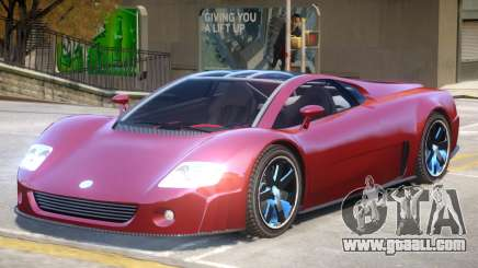 Volkswagen W12 V1 for GTA 4