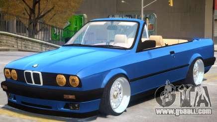 BMW M3 Cabrio for GTA 4