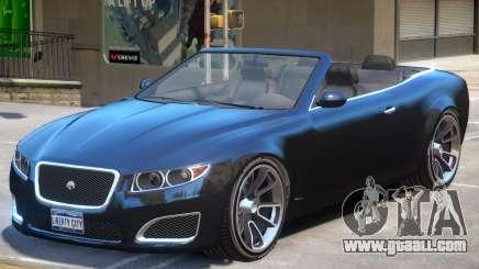 Lampadati Felon GT V1 for GTA 4