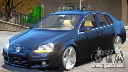 Volkswagen Jetta V1 for GTA 4