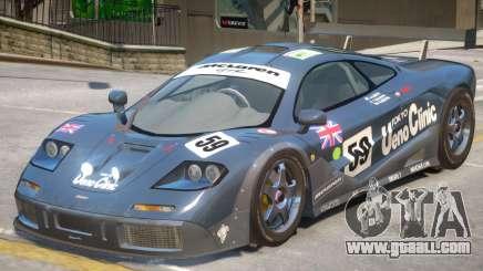 McLaren F1 V2 for GTA 4