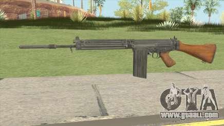 FN-FAL (Insurgency: Sandstorm) for GTA San Andreas