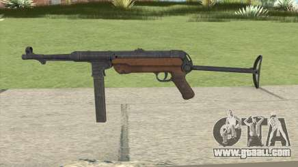 MP40 (Day Of Infamy) for GTA San Andreas