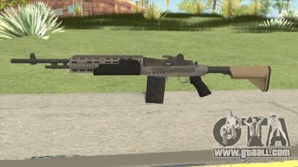 M14 EBR (Insurgency) for GTA San Andreas