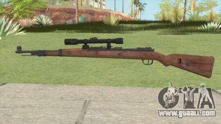 Kar98K (Day Of Infamy) for GTA San Andreas