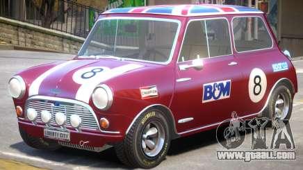 Mini Cooper V1 PJ4 for GTA 4