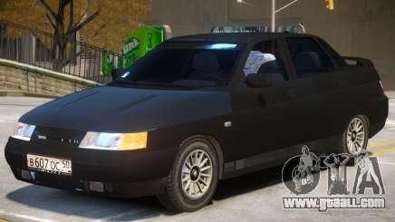 Lada 21103 V1.2 for GTA 4