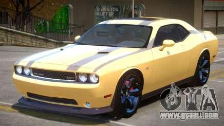 Dodge SRT8 V1.2 for GTA 4
