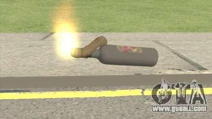 Molotov (Insurgency) for GTA San Andreas