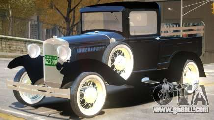 1930 Ford Model A V1 for GTA 4