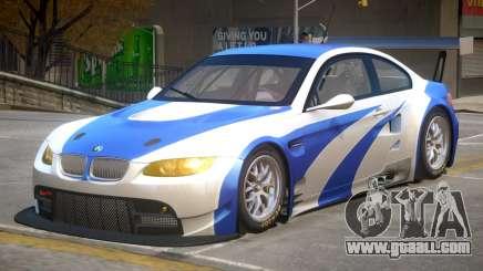 BMW M3 GT2 V2 for GTA 4
