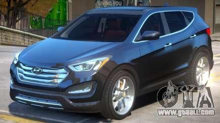 Hyundai Santa Fe V1 for GTA 4