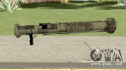 AT4 (Insurgency) for GTA San Andreas