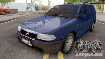 Opel Astra F Kombi Van for GTA San Andreas