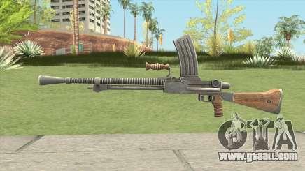 Type-99 LMG for GTA San Andreas