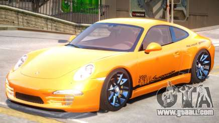 Porsche 911 V1.1 for GTA 4