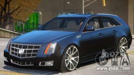 Cadillac CTS V1 for GTA 4