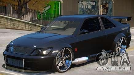 Karin Sultan RS Custom for GTA 4