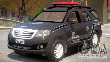 Toyota Hilux FIB for GTA 4