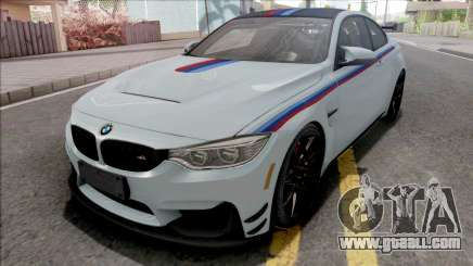 BMW M4 F82 DTM Champion Edition for GTA San Andreas