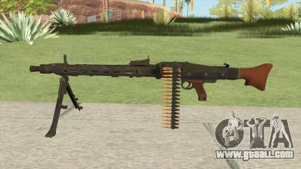 MG-42 (Red Orchestra 2) for GTA San Andreas