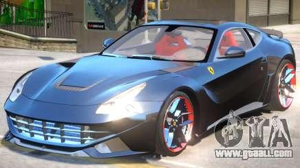 Ferrari F12 N-Largo for GTA 4
