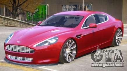 Aston Martin Rapide V2 for GTA 4