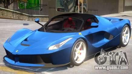 Ferrari LaFerrari V2 for GTA 4