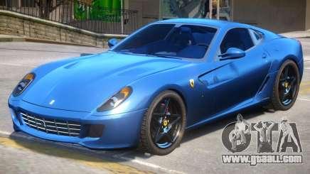 Ferrari 599 GTB V1.1 for GTA 4